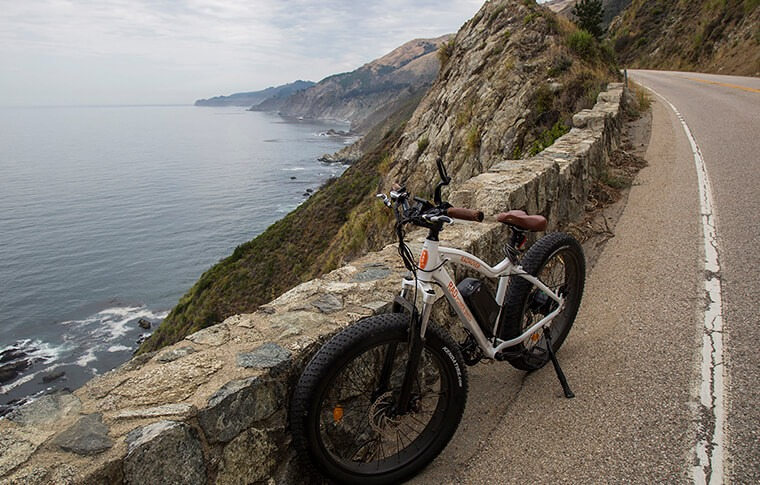 E-Bike Rentals Coastal California
