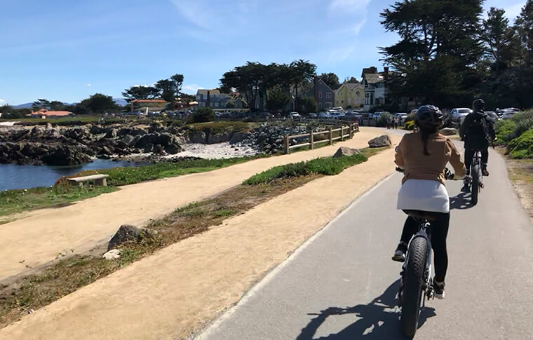E-Bike Tour on the California Coast