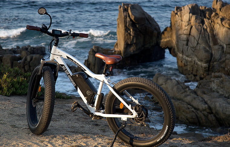 E-Bike at Lover's Point