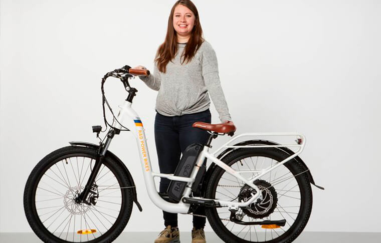 RadCity Step-Thru E-Bike