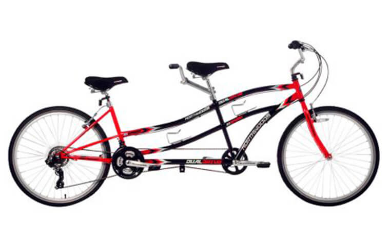Tandem Bicycle Rental